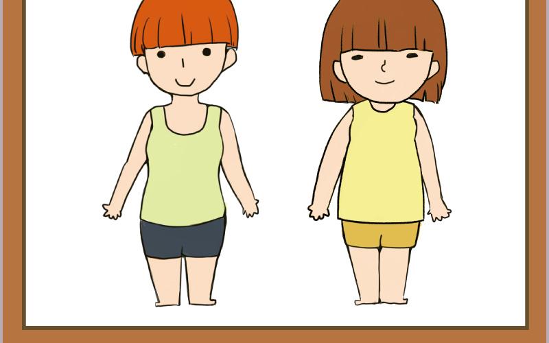 【微知識】肥胖是肉太多? 脂肪跟肌肉體積比較