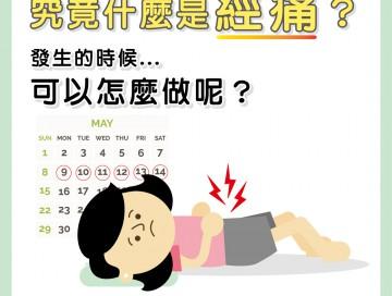 月經疼痛/文:黃瀚霆醫師