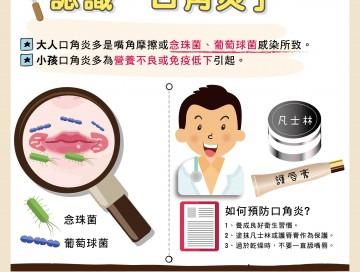口角炎/文:王世杰醫師