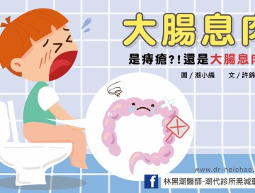 大腸息肉/文:許錦銓醫師