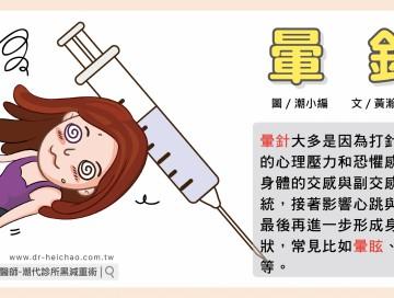 暈針/文:黃瀚霆醫師