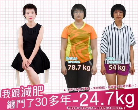 給自己一次減肥的機會-張O玲